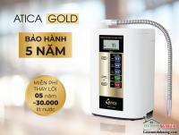 Máy tạo nước ion kiềm giàu hydro Atica Gold