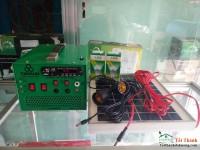 Máy phát điện năng lượng mặt trời TIDISUN Kit 12W/MP3