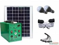 Máy phát điện năng lượng mặt trời TIDISUN Kit 12W